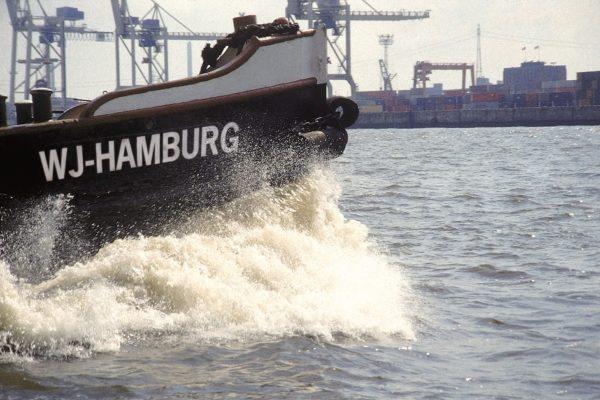 Wirtschaftsjunioren Hamburg Handelskammer Schlepper